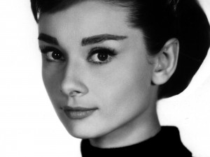 Audrey Hepburn et moi