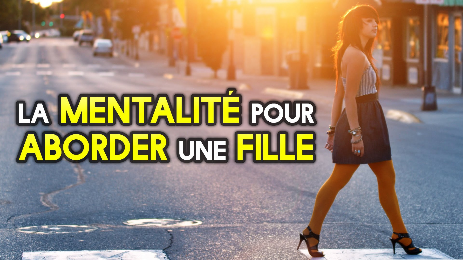 oser aborder une fille