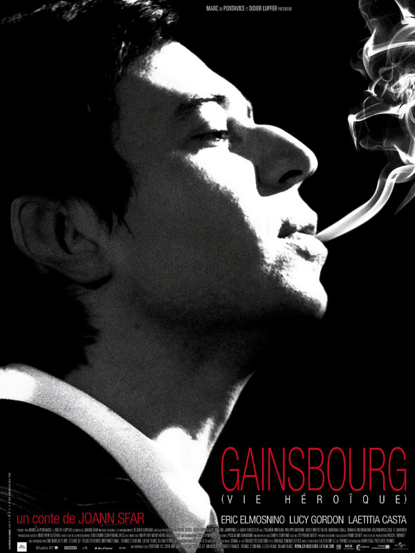 gainsbourg vie heroique