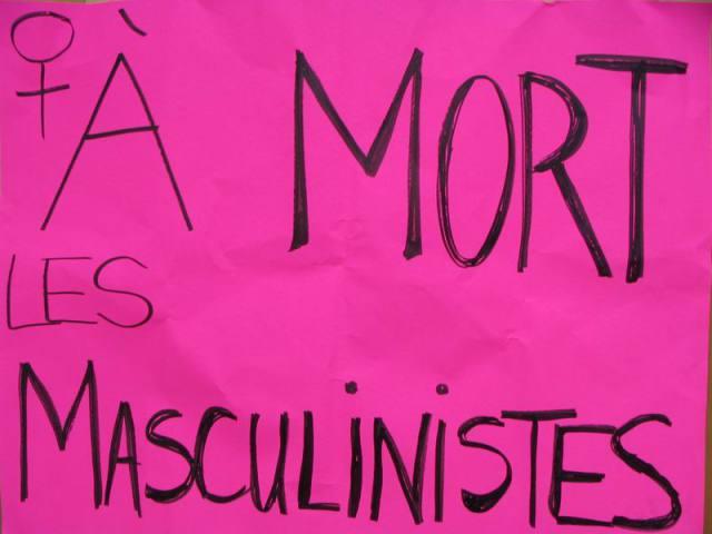 feminisme violent
